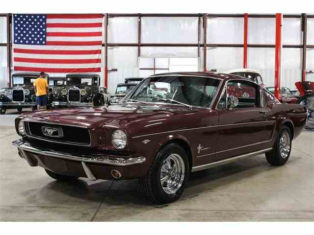 1966 Ford Mustang | 998876