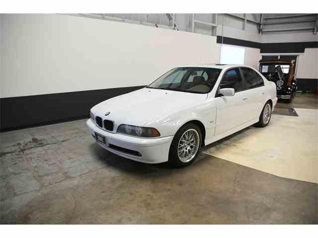 2002 BMW 530i | 998877