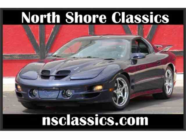 2000 Pontiac Firebird Trans Am | 998880