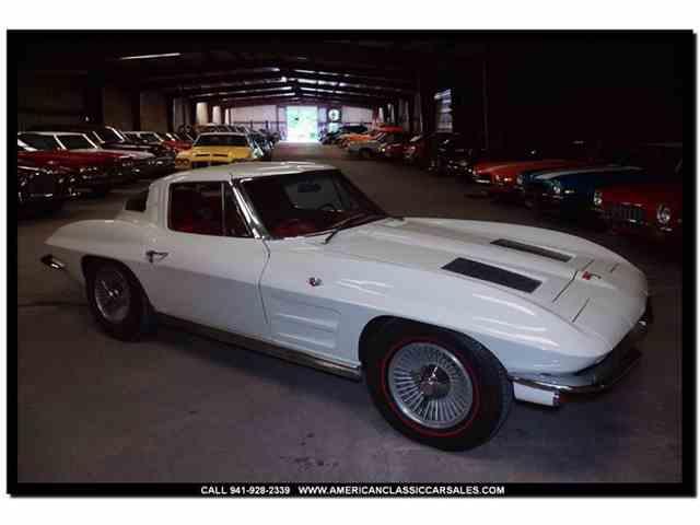 1963 Chevrolet Corvette | 998884
