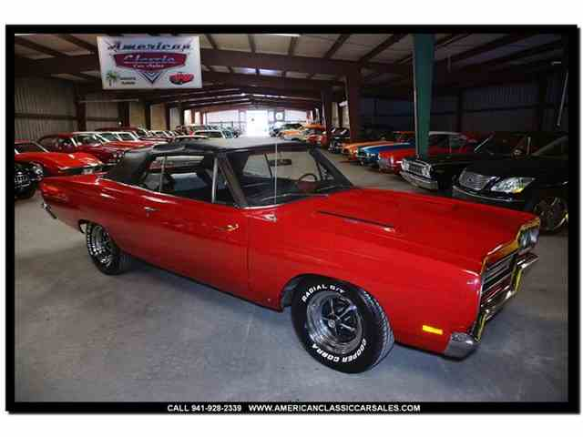 1969 Plymouth Road Runner | 998885