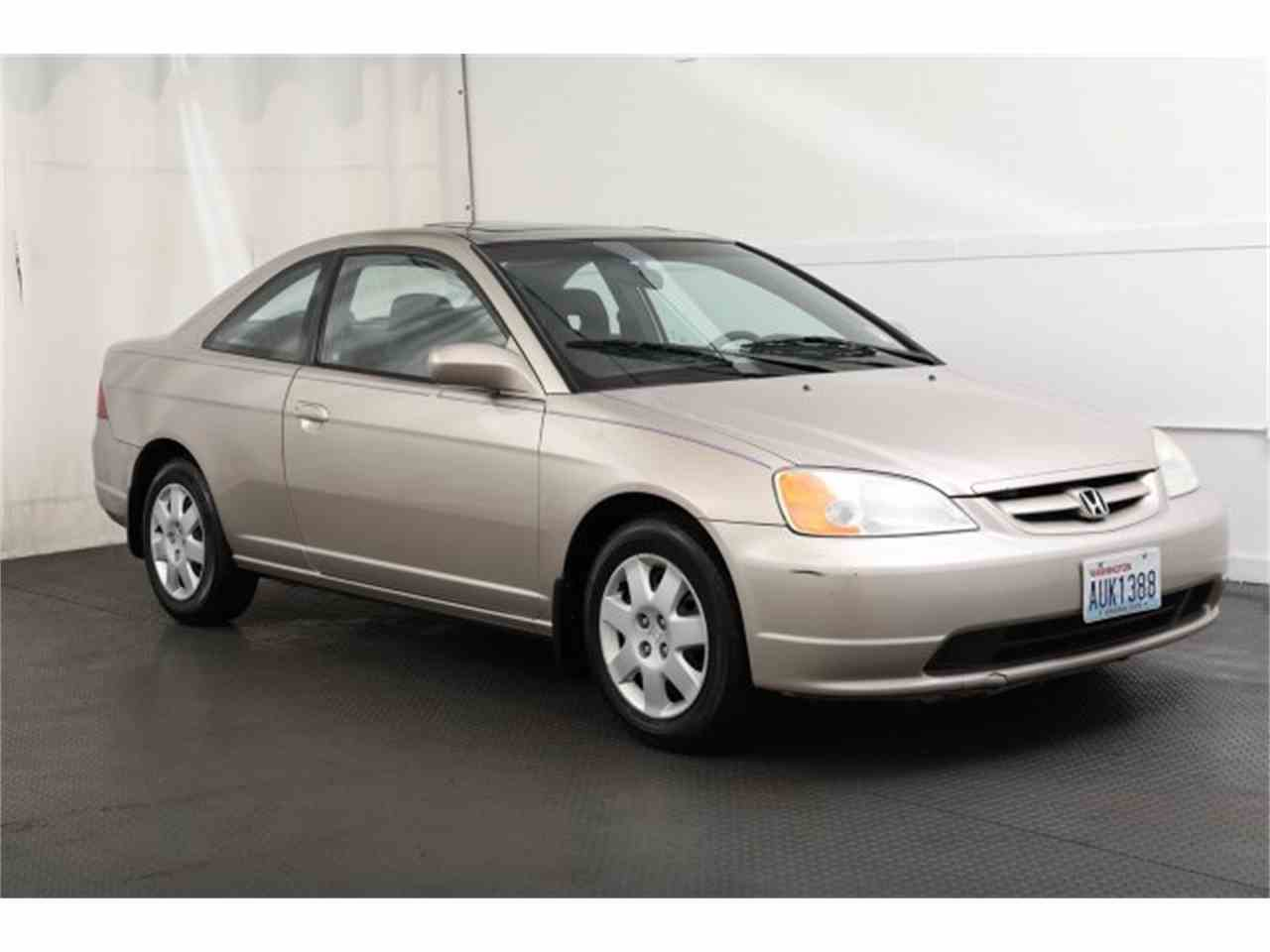 2002 Honda Civic for Sale - CC-998896