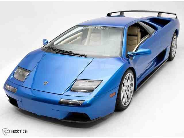 2001 Lamborghini Diablo | 998901