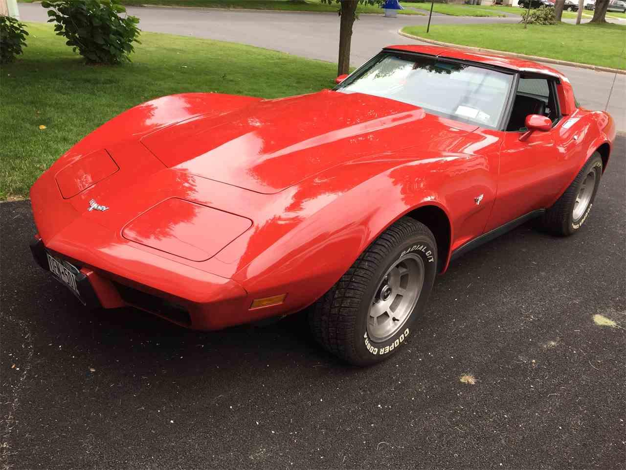 Large Picture of '79 Corvette - LERH