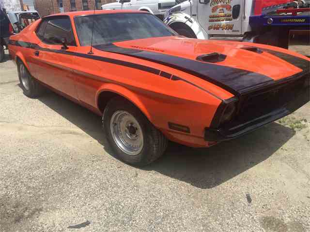 1972 Ford Mustang | 998913