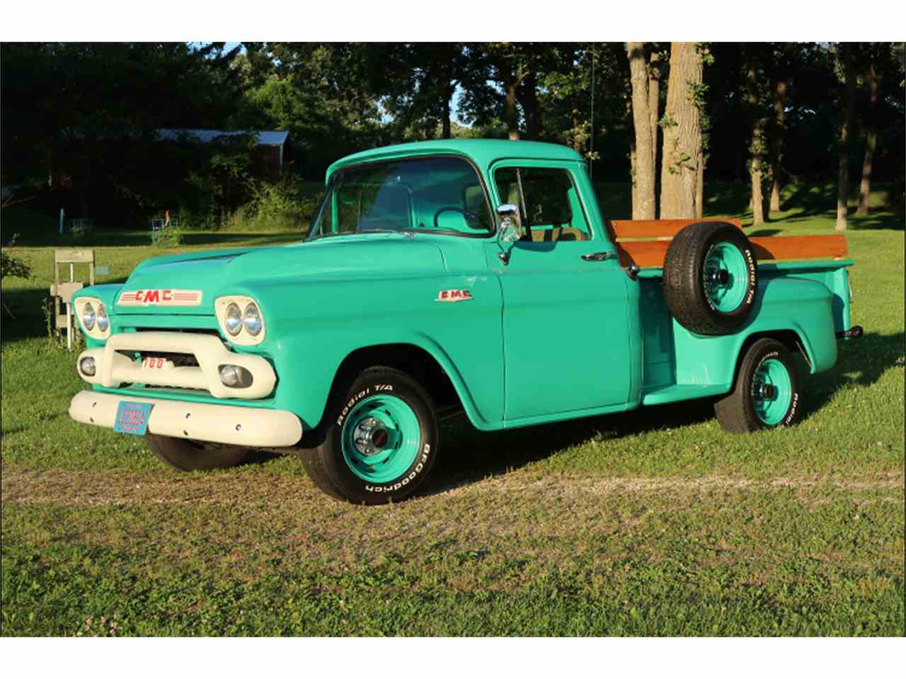 1959 GMC 100 for Sale - CC-998918