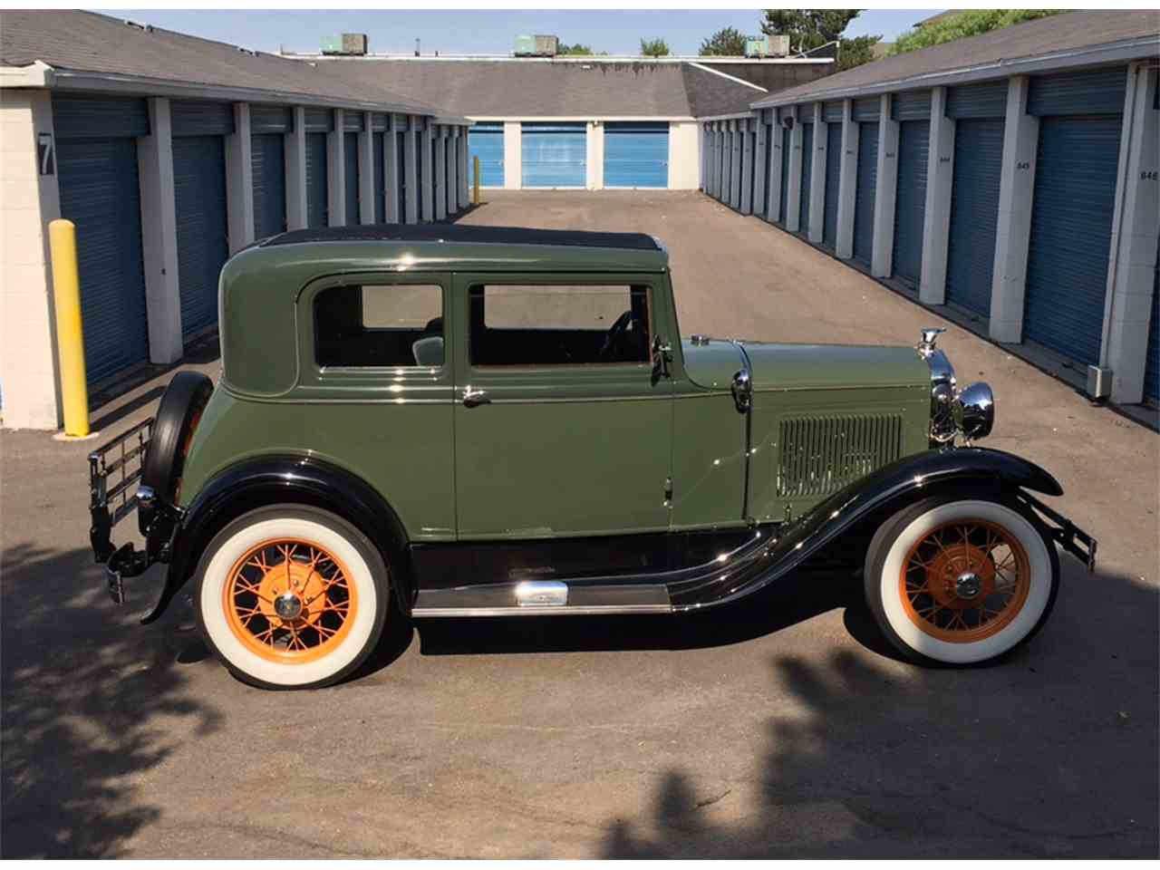 1931 ford model a for sale cc 998919. Cars Review. Best American Auto & Cars Review