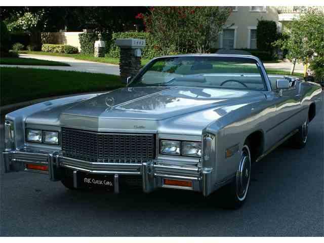 1976 Cadillac Eldorado | 998923