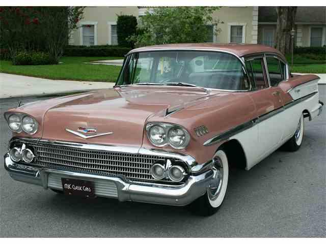 1958 Chevrolet Bel Air | 998924