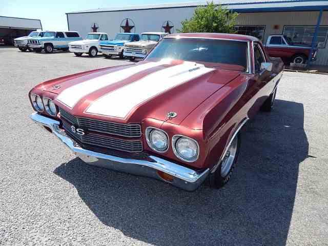 1970 Chevrolet El Camino | 990893