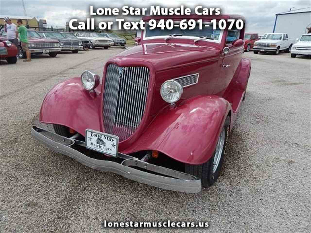 1934 Ford Cabriolet for Sale - CC-990895