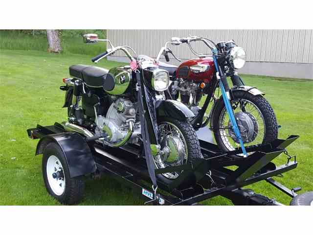 Picture of '68 Bonneville Motorcycle - LESN