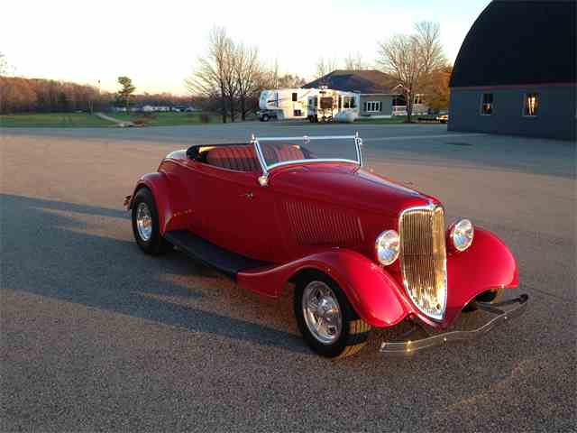 1933 Ford Roadster | 998956