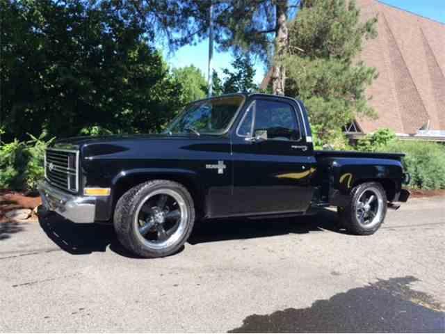 1984 Chevrolet C/K 10 | 998973
