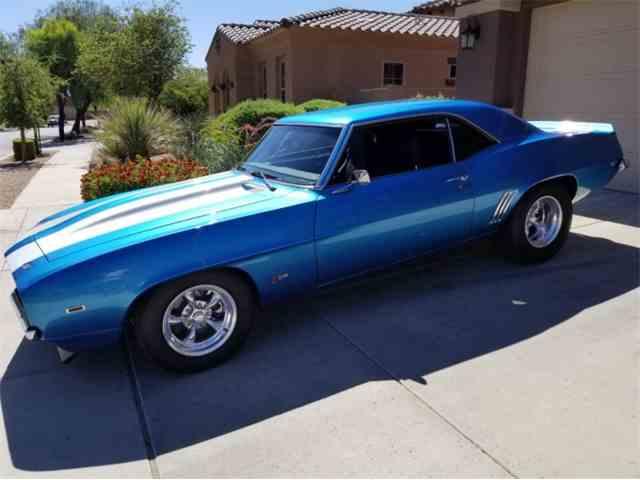 1969 Chevrolet Camaro | 998978