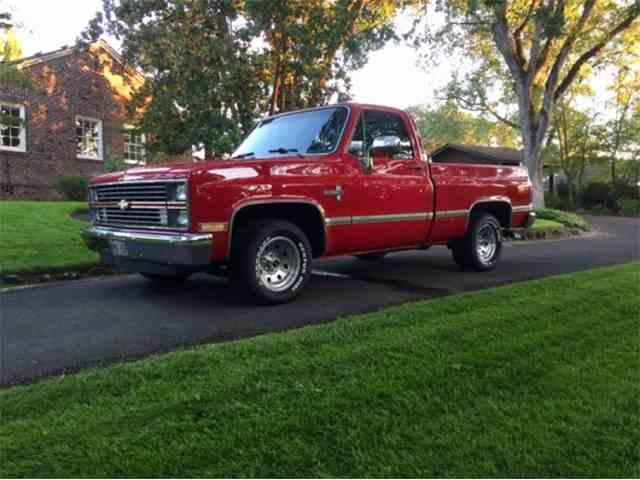 1984 Chevrolet C/K 10 | 998979
