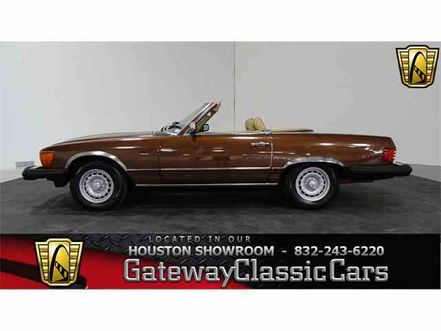 1983 Mercedes-Benz 380SL | 998987