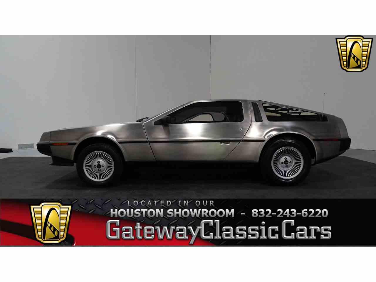 1981 DeLorean DMC-12 for Sale - CC-998988