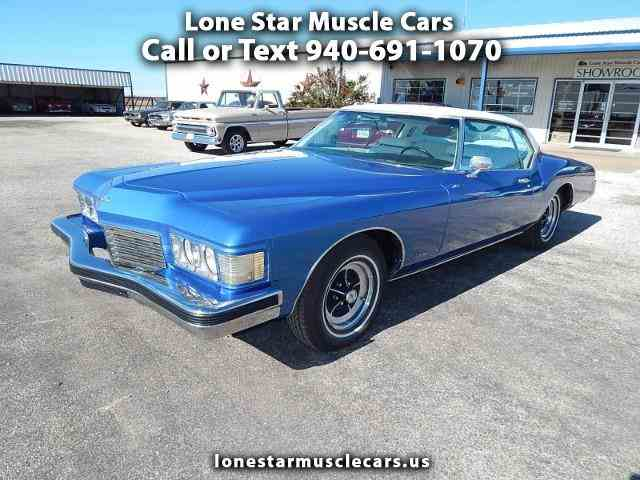 1973 Buick Riviera | 990899