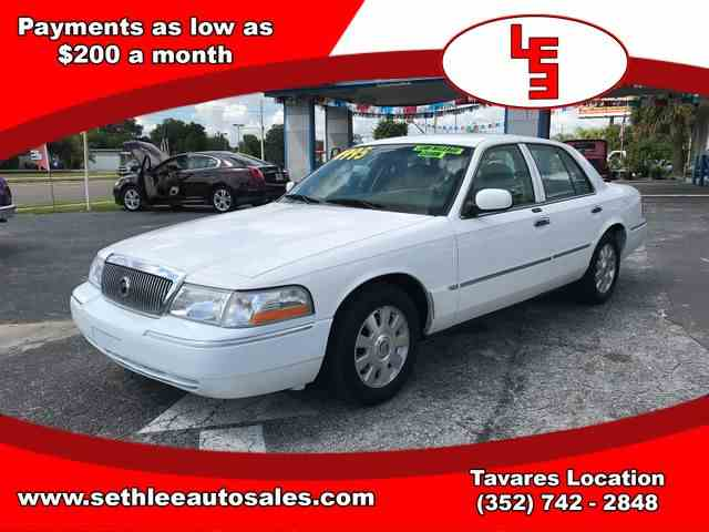 2005 Mercury Grand Marquis | 998996