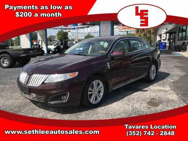 2011 Lincoln 4-Dr Sedan | 998997