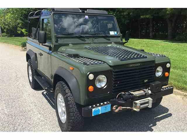 1990 Land Rover Defender | 990009