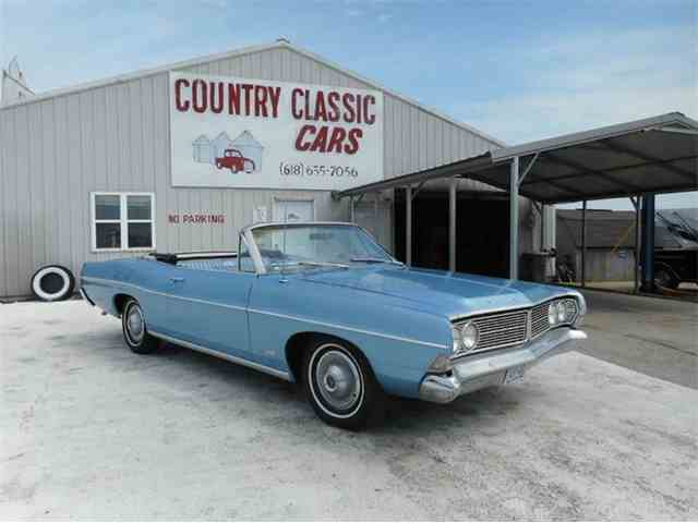 1968 Ford Galaxie | 999004