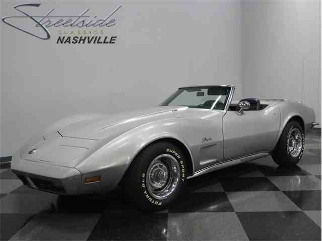 1973 Chevrolet Corvette | 999009