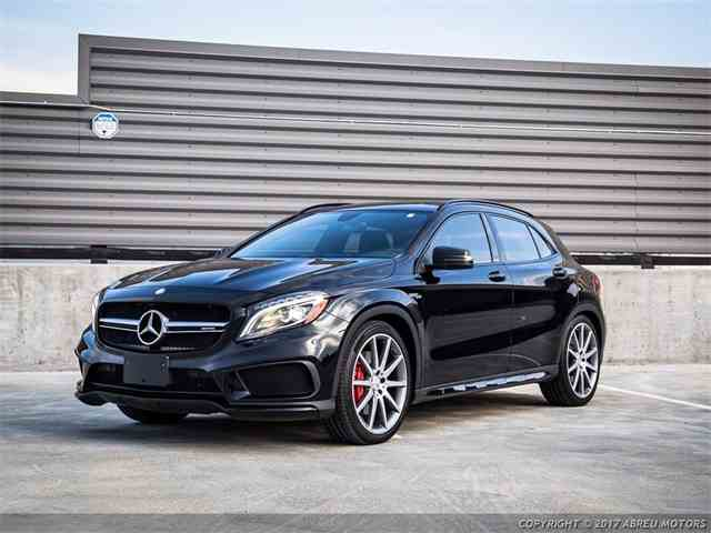 2015 Mercedes-Benz GLAGLA 45 AMG | 999011