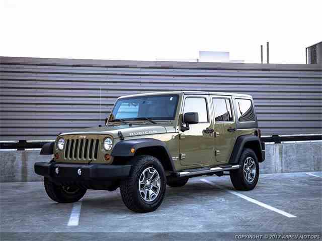 2013 Jeep WranglerUnlimited Rubicon | 999013