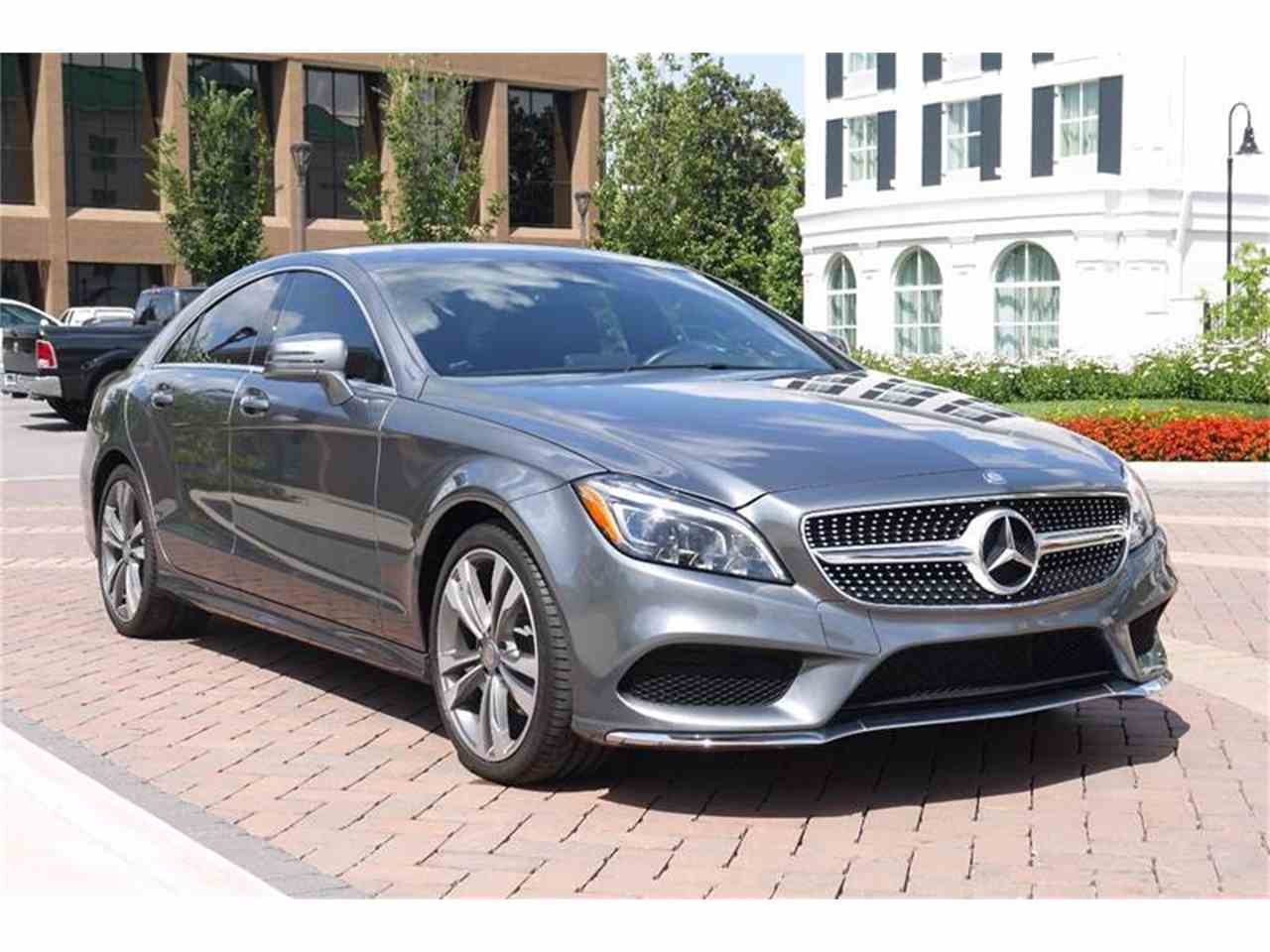 2016 Mercedes-Benz CLS-Class for Sale - CC-999014