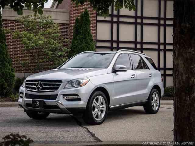 2013 Mercedes-Benz M-ClassML 350 4MATIC | 999017