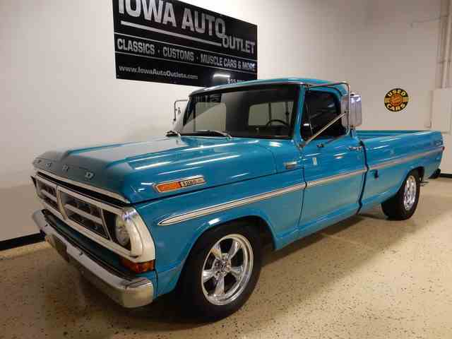1971 Ford F100 | 999018