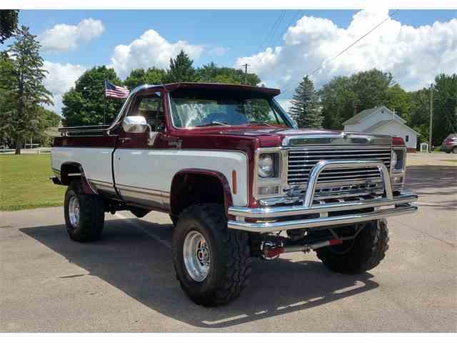 1980 Chevrolet C/K 20 | 999021