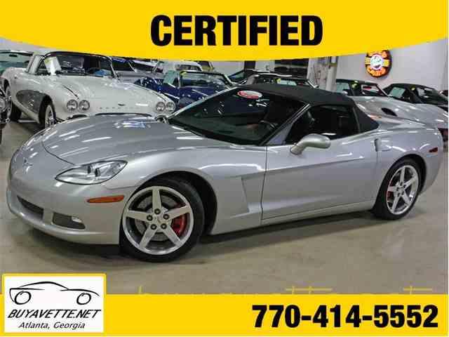 2008 Chevrolet Corvette | 999029