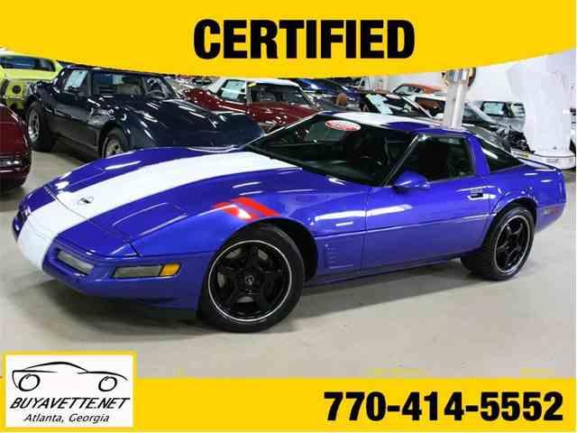1996 Chevrolet Corvette | 999030