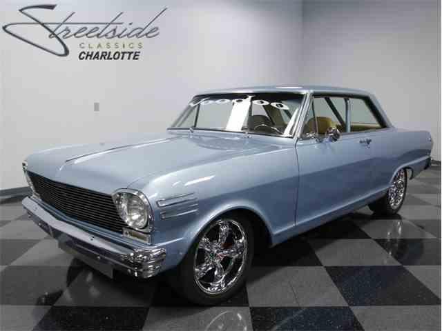 1962 Chevrolet Nova Chevy II Pro Touring | 999032