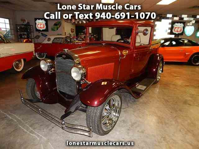 1931 Ford Model A | 990904