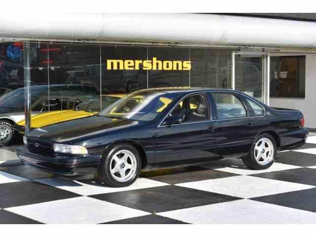 1996 Chevrolet Impala SS | 999042