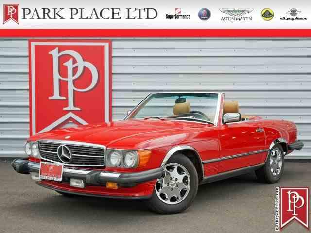 1987 Mercedes-Benz 560SL | 999045