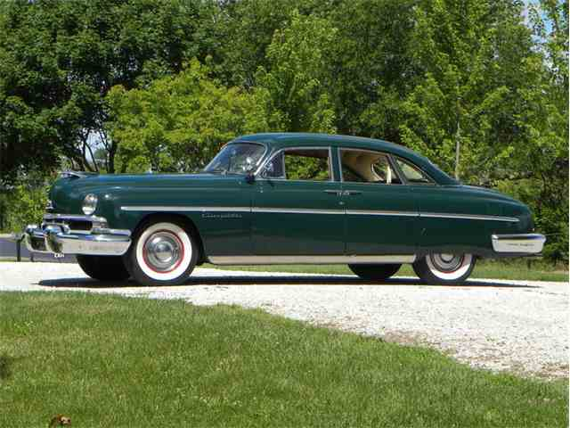 1951 Lincoln Sedan for Sale ClassicCars