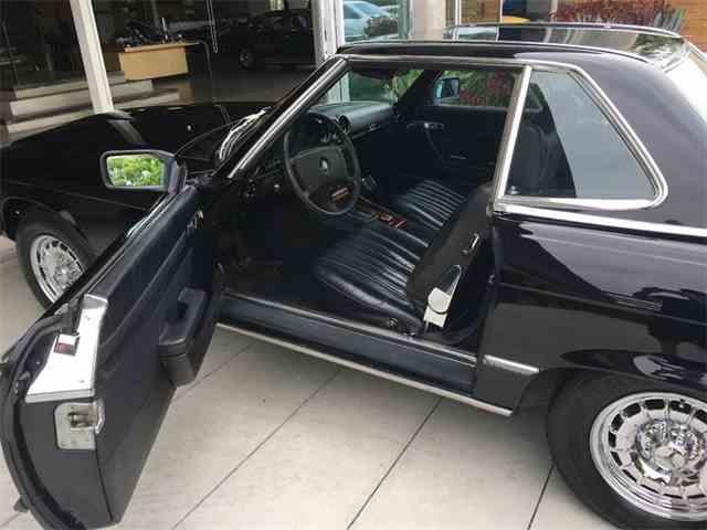 1977 Mercedes-Benz 450SL   999051