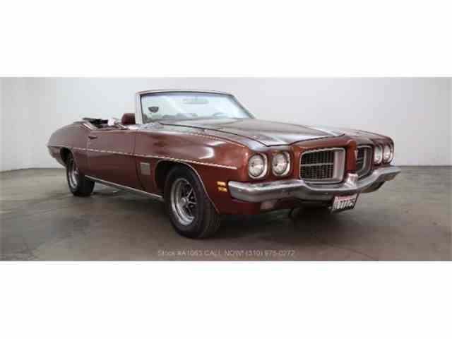1971 Pontiac LeMans Sports | 999055