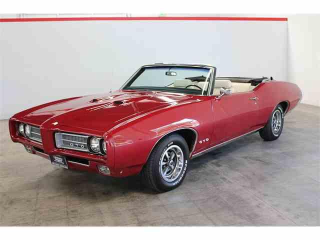 1969 Pontiac GTO | 999057
