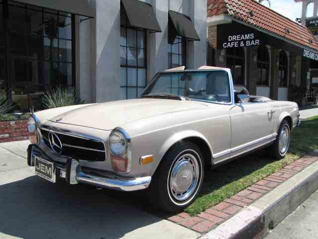 1971 Mercedes-Benz 280SL | 999070