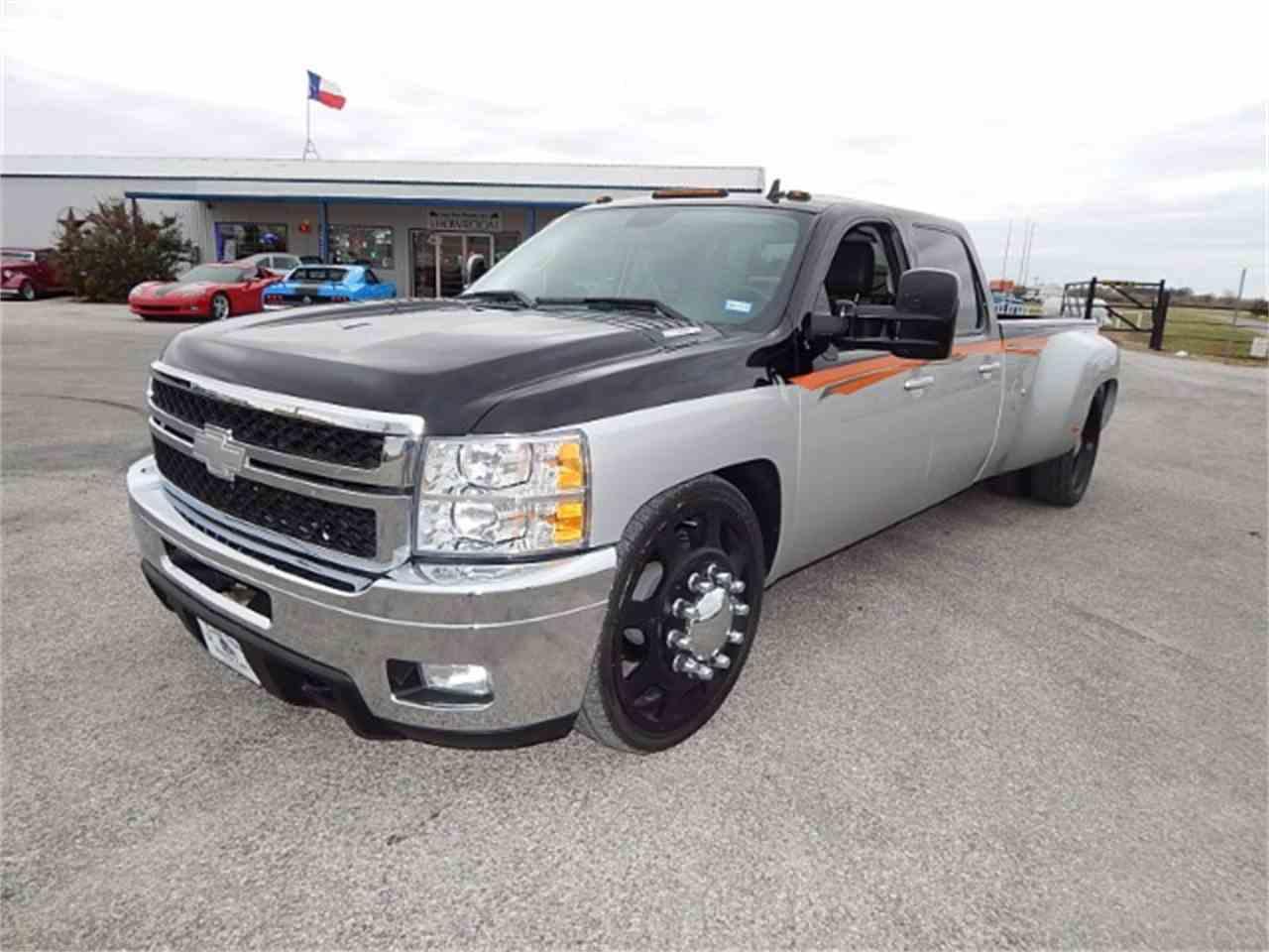 2011 Chevrolet Silverado for Sale - CC-990909