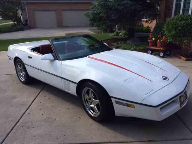 1987 Chevrolet Corvette   999093