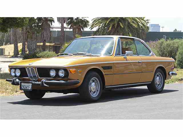 1973 BMW 3.0CS   990091