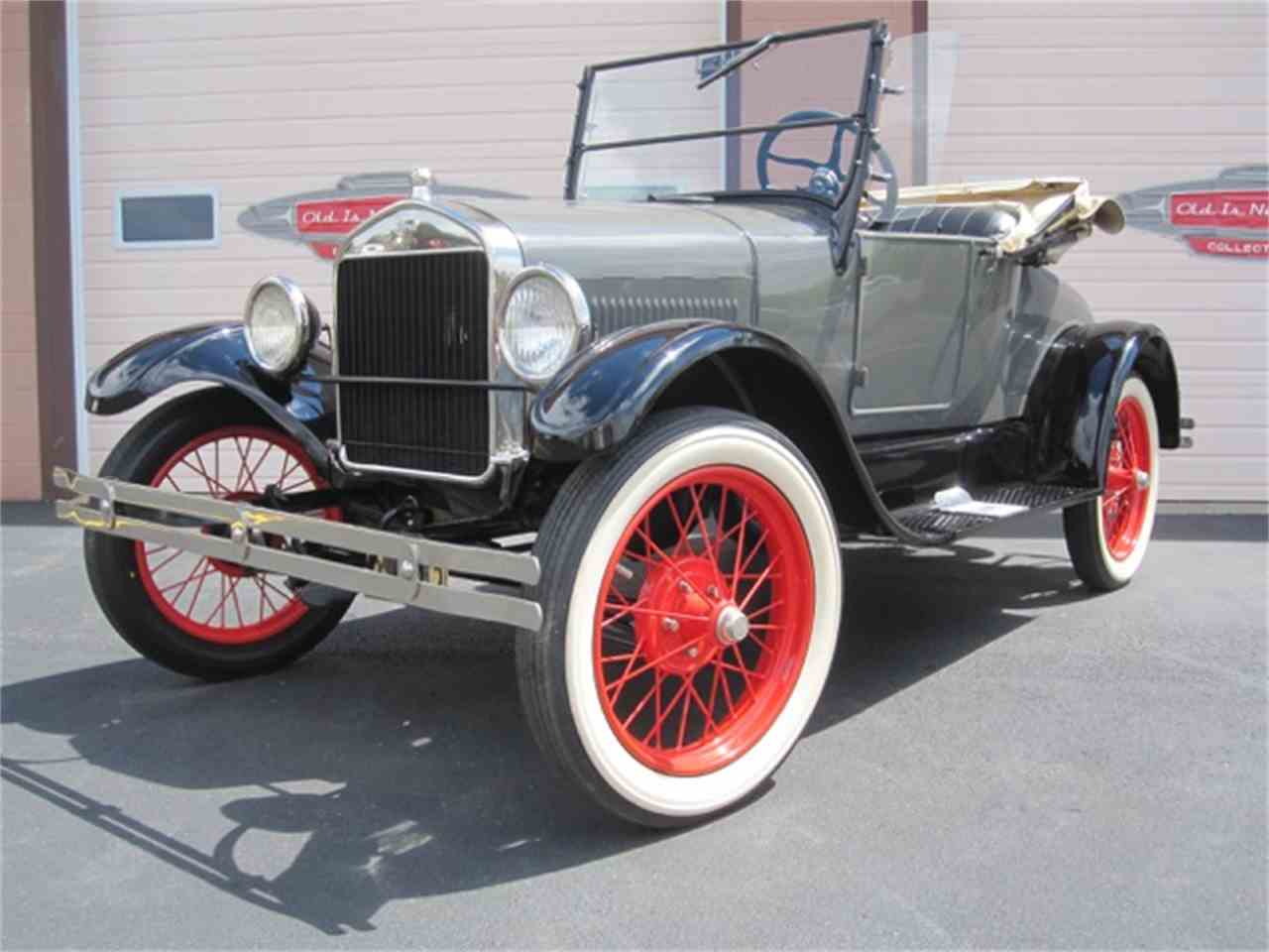Large Picture of '27 Model T - LEX1