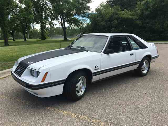 1983 To 1985 Ford Mustang For Sale On Classiccars Com 21